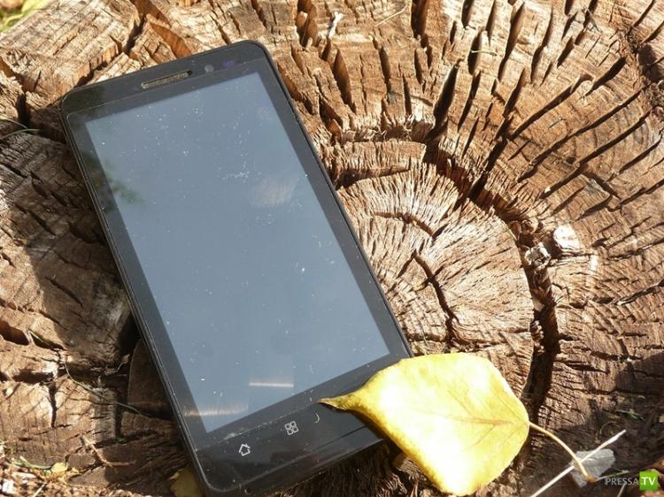 Что новенького в мире телефонов? (10 фото)