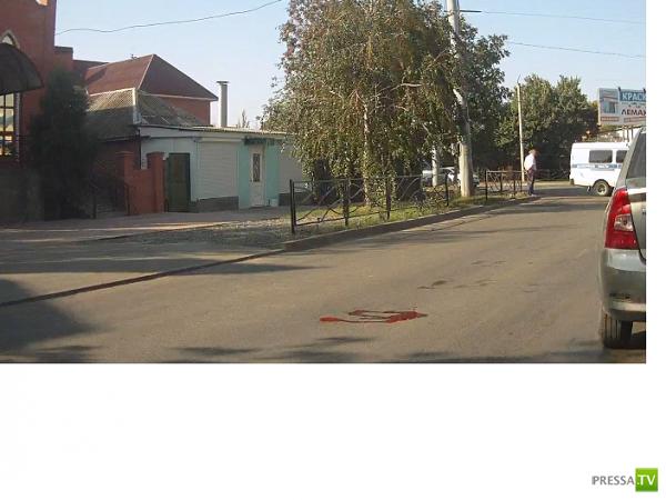Сбили женщину в Таганроге...