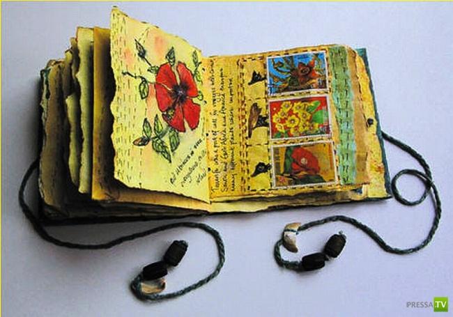 Необычные книги со всего света (24 фото)