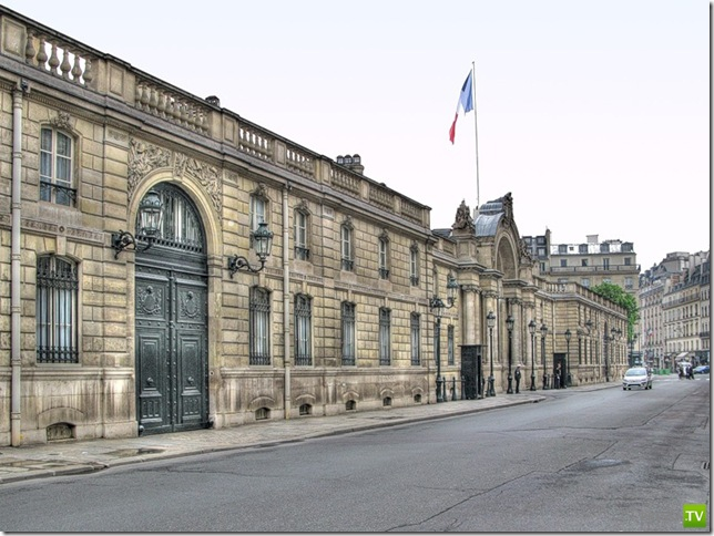 Великолепные дворцы Парижа (32 фото)
