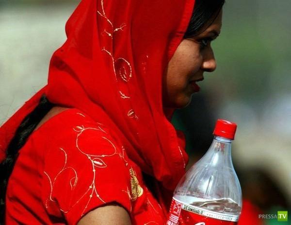 Никогда не пейте индийский самогон! (6 фото)
