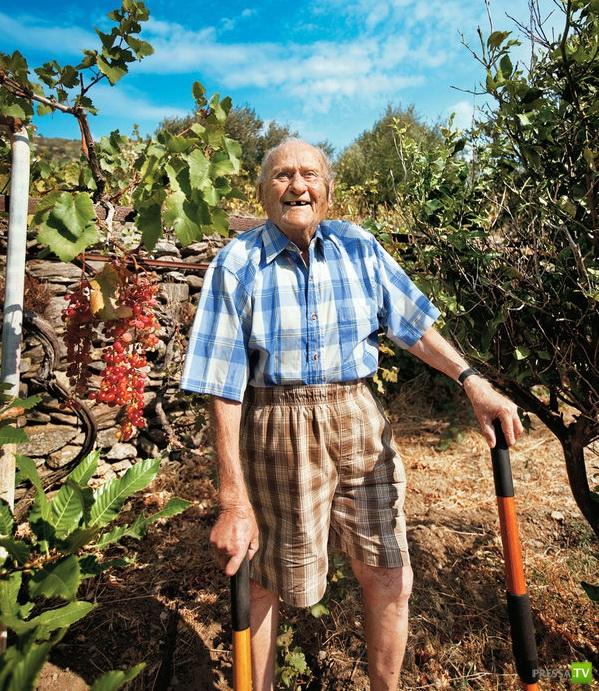 Чудесный остров Икария лечит от рака и продлевает жизнь
