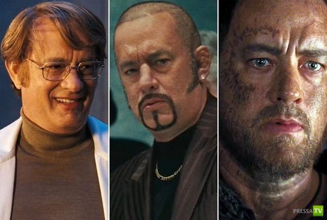Актеры и актрисы, сыгравшие несколько ролей в одном фильме (15 фото)