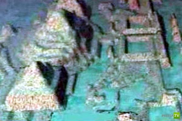 Исследователи обнаружили Город Атлантиды на дне Бермудского треугольника (2 фото + видео)