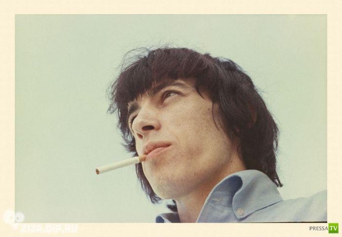 Неизвестные фотографии The Rolling Stones (15 фото)