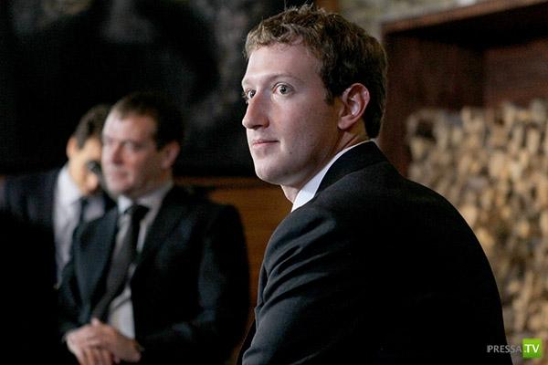 Марк Цукерберг - Основатель Facebook о программистах, идеях, рисках и деньгах...