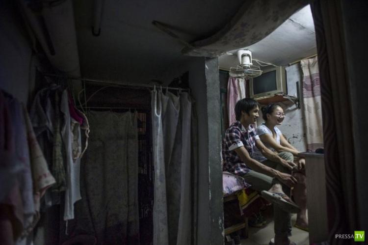 Квартира среднестатистического китайца... (10 фото)