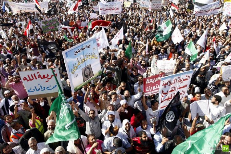Исламисты в Египте требуют снести пирамиды... (6 фото)