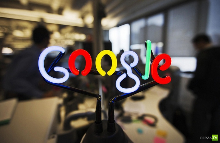 Новый офис Google в Торонто (10 фото)