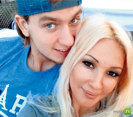 Лера Кудрявцева выходит замуж... (2 фото)