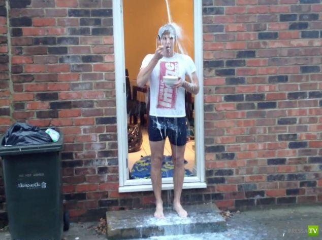Милкинг - новая забава американских студентов (11 фото)