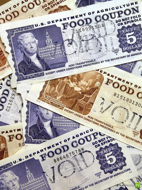 15 фактов о голоде в США
