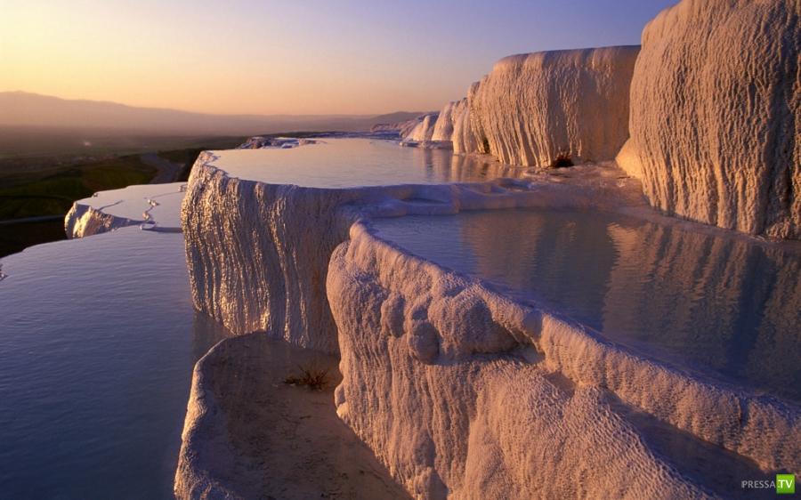 Самые красивые каскадные водопады (17 фото)