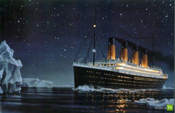 """Некоторые мужчины, погибшие на """"Титанике""""..."""
