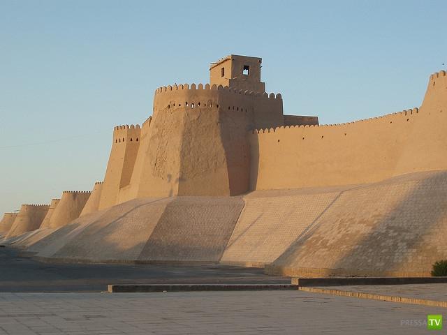 Старинные города-крепости ... (11 фото)