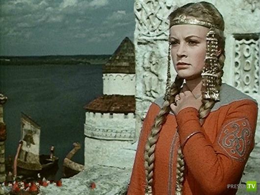 Что стало со сказочными красавицами советского кино (7 фото)