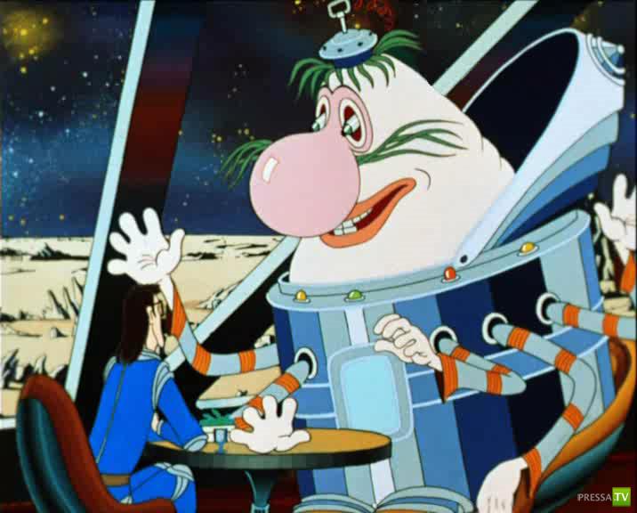 Вспоминая замечательные мультфильмы нашего детства... (10 фото)