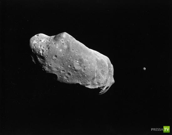 Причудливые и страшные явления в космосе (7 фото)