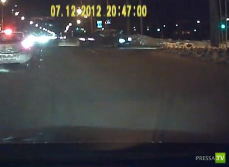 Джипу поворот налево запрещен... ДТП в Иваново