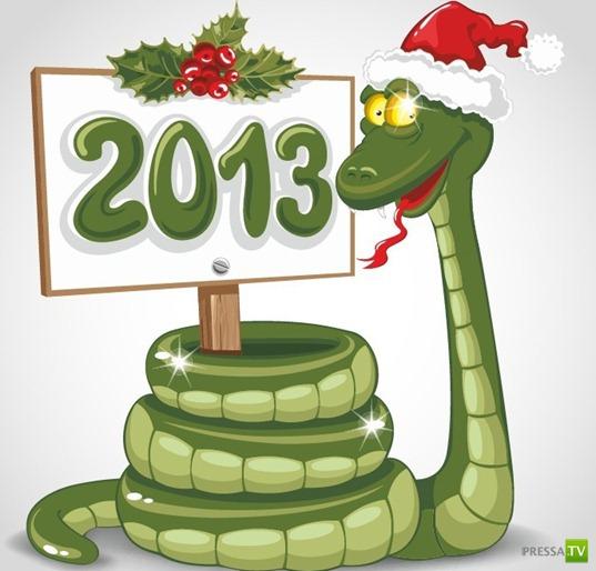 Новый Год 2013 - веселые анекдоты...