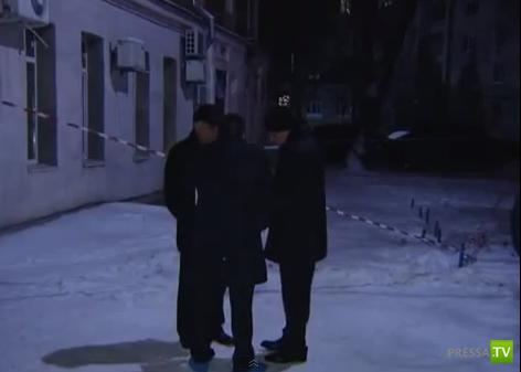 Убийца вырезал семью судьи Трофимова в Харькове... Жесть!!!
