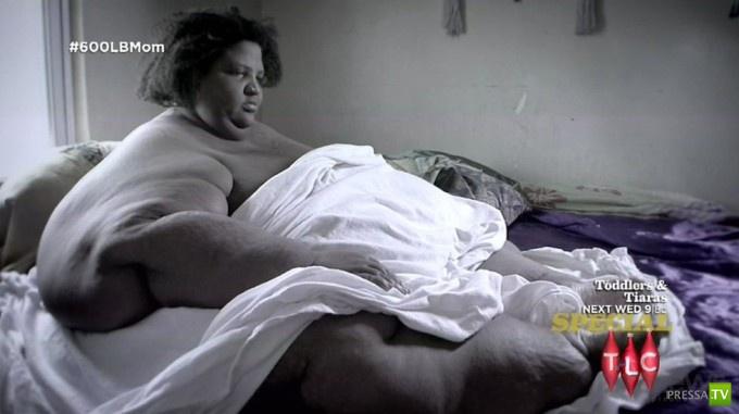 «600 фунтовая мама: гонка против времени» ...(17 фото)