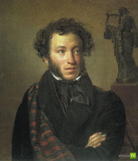 Как выглядел А.С. Пушкин на самом деле ... (2 фото)