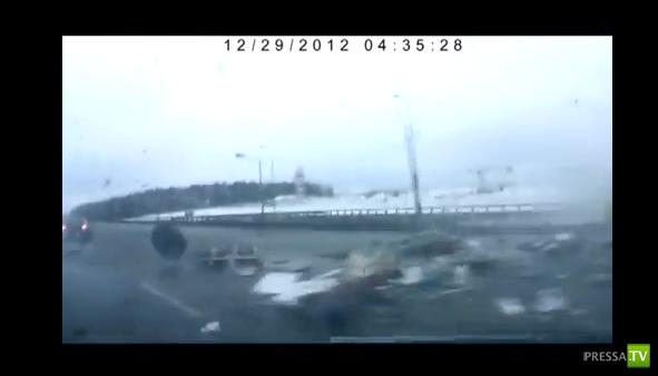 """Крушение Ту-204 во """"Внуково""""... Жесть!!!"""