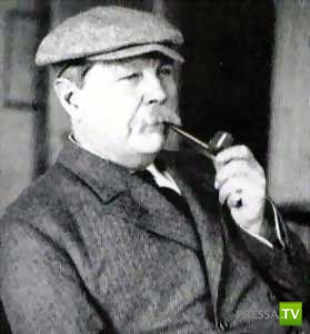 Джозеф Белл - прототип Шерлока Холмса (12 фото)