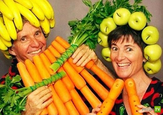 Мифы и иллюзии вегетарианства (19 фото)