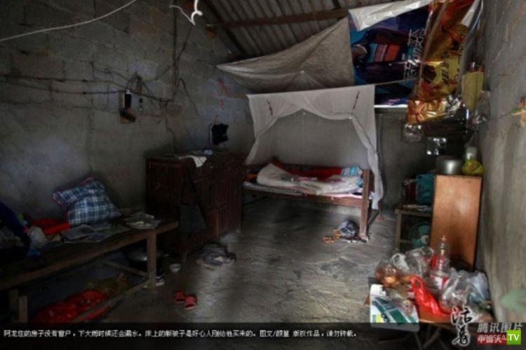 Невероятная сила духа 6-летнего Лонга из Китая (10 фото)