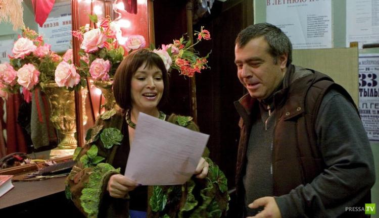 Исполняется 50 лет со дня рождения Анны Самохиной (7 фото)