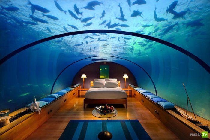 Остров Рангали (Мальдивы) - отдых в раю (28 фото)