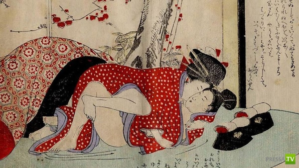 Необычные сексуальные традиции Японии