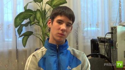 В Ростове-на-Дону мать и отец отказались от своего 14-летнего сына, который плохо учился (фото + видео)