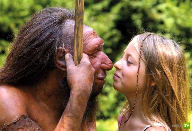 Ученые ищут суррогатную мать для клонирования неандертальца ... (3 фото)