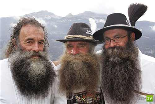 Налоги на бороду...