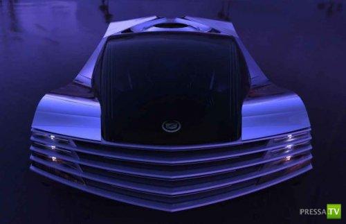 Cadillac WTF – первое в мире авто на ядерном двигателе (4 фото)