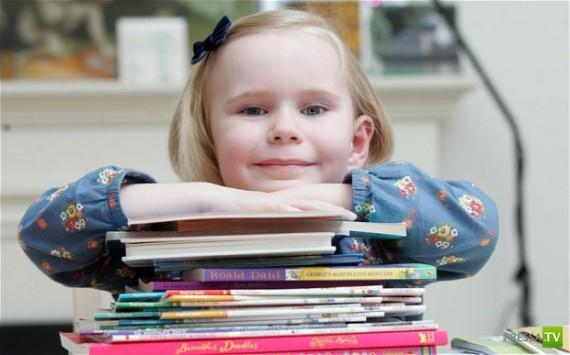 Самые гениальные дети планеты (10 фото)
