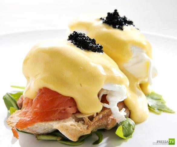 О тонкостях французской кулинарии (5 фото)