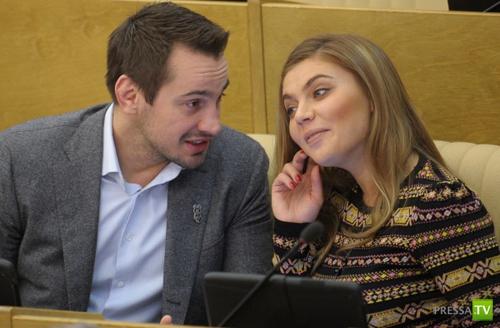 Алина Кабаева ответила на слухи о рождении второго ребенка (7 фото)