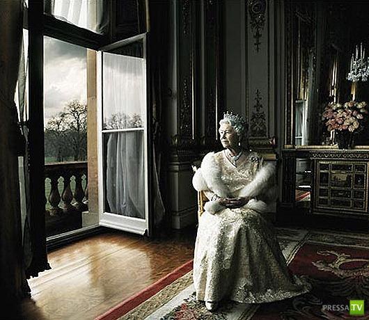 Богатейшие монархи мира (16 фото)