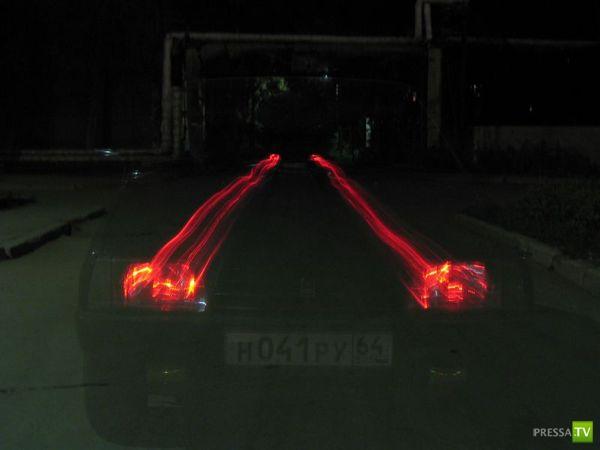Необъяснимые странности автомобилей (14 фото)