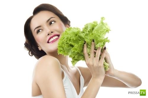 Можно стать суперменом при помощи овощей и фруктов (8 фото)