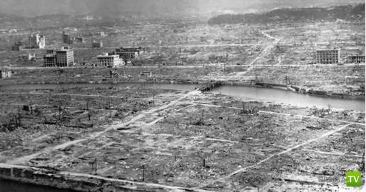 Интервью с Теодором Ван Кирком - членом экипажа бомбардировщика, сбросившего атомную бомбу на Хиросиму (14 фото + видео)