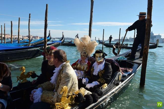 Венецианский карнавал (20 фото)