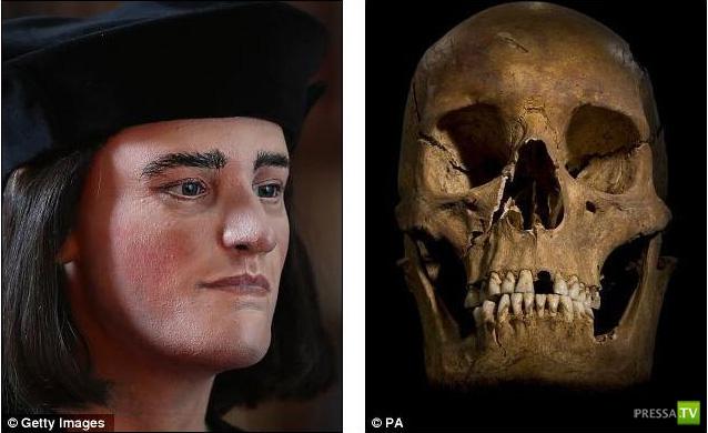 Сенсационное открытие археологов: найдены останки короля Англии Ричарда III (7 фото)