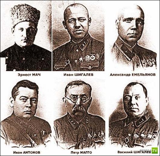 Палачи НКВД  (8 фото)