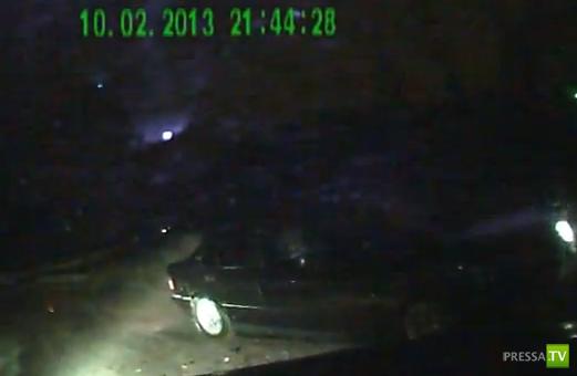 Лобовое столкновение по вине пьяного  водителя БМВ в Заречном...