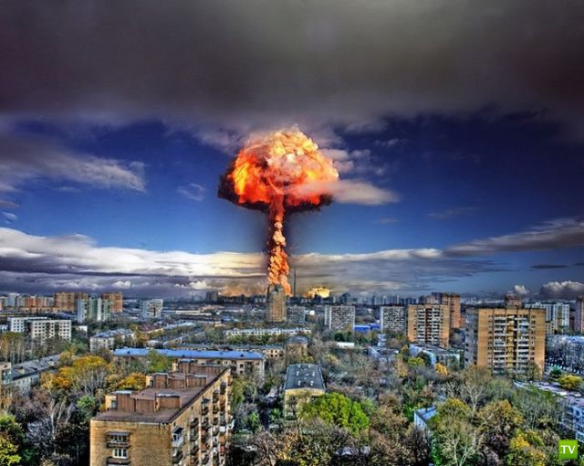 Как человек уничтожает Землю ... (7 фото)